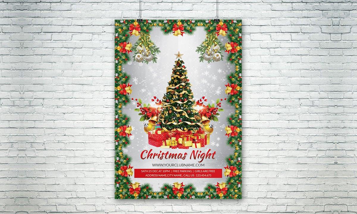 Christmas Flyer ~ Flyer Templates ~ Creative Market