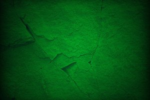 green rock background