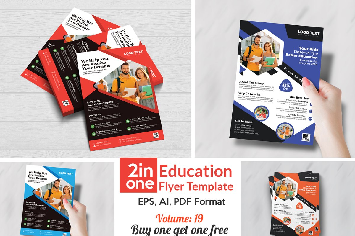 Education Flyers