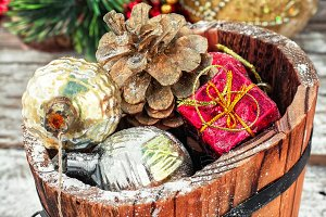 Decoration for the winter holidays