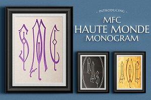 MFC Haute Monde Monogram