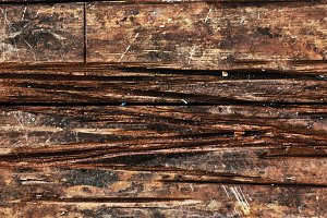 brown retro background of wood