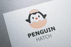Penguin Hatch Logo