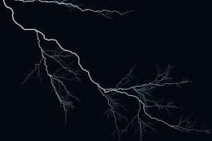 thunder lightning background