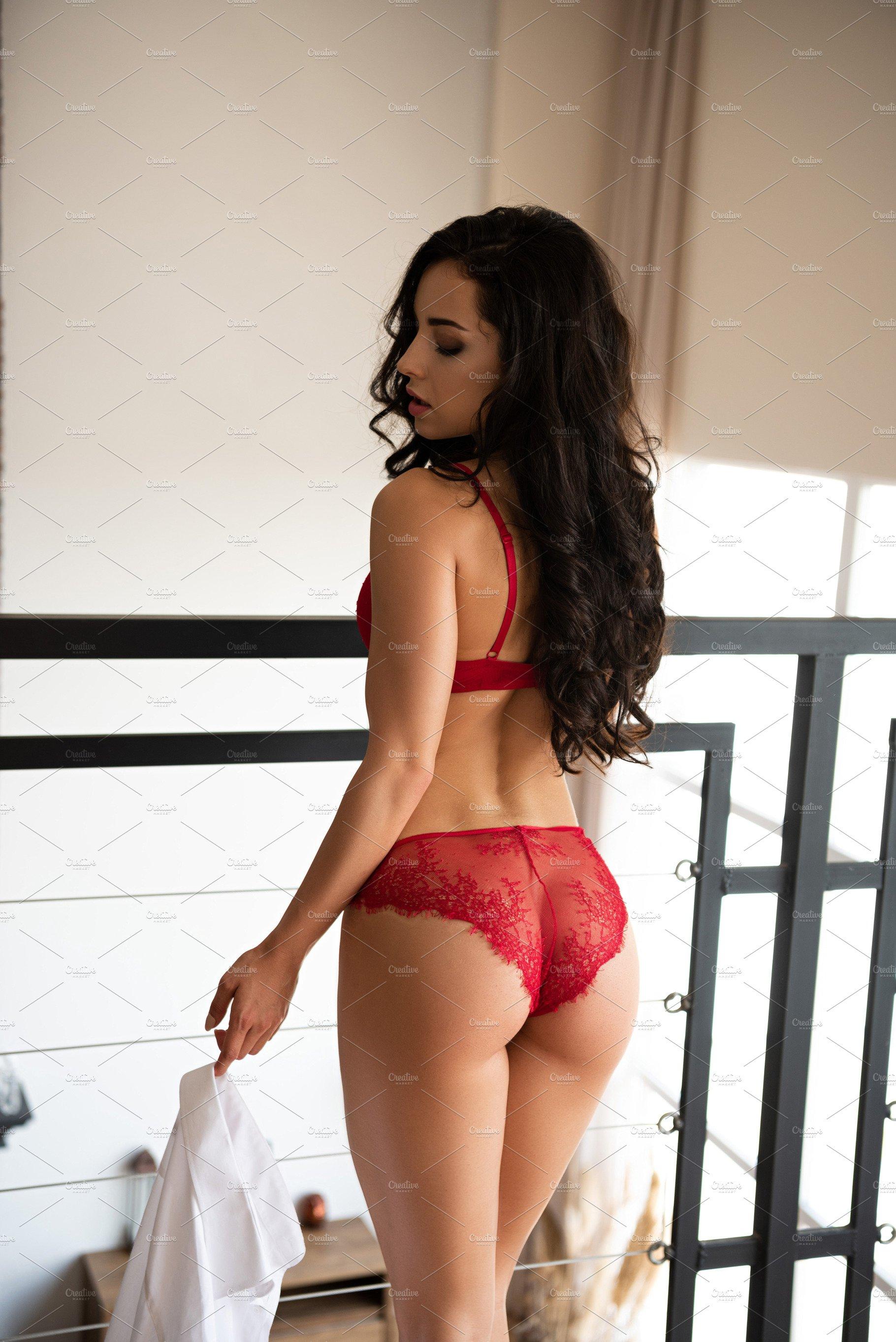 Sexy Girls In Panties Photos