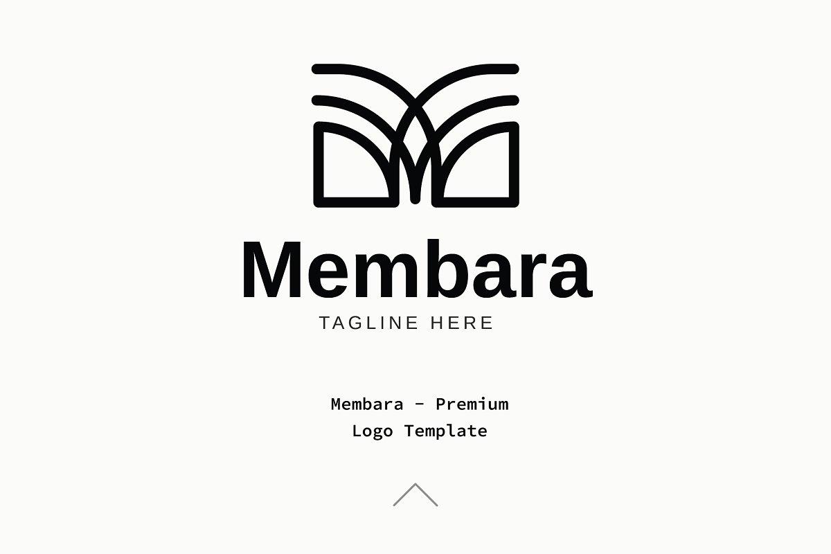 template m&m pumpkin stencil  Letter M - Premium Logo Template ~ Logo Templates ~ Creative ...