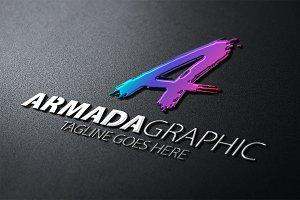 A Letter A Logo