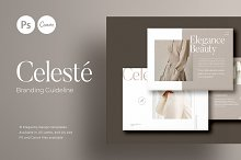 PS & Canva Celeste Brand Guideline