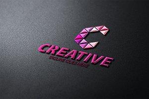 C Letter C Logo