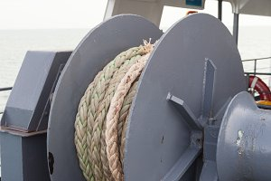 Large mechanical rope