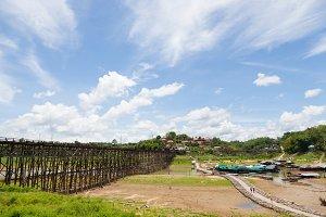 Sagklaburi bridge