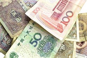 Various Chinese Money