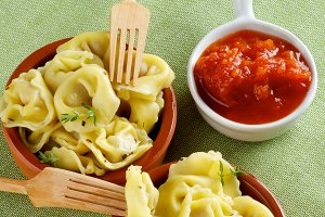Meat Cappelletti