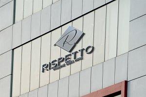 R Letter R Logo