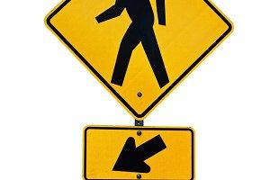 Crossing Signboard