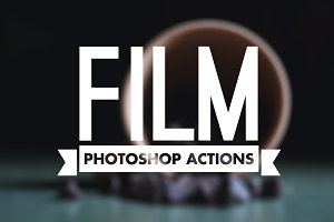 4 Pro Film Actions (Pack II)