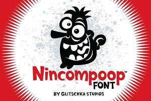 Nincompoop Font