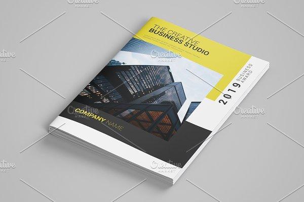 Business Bifold  Brochure V976