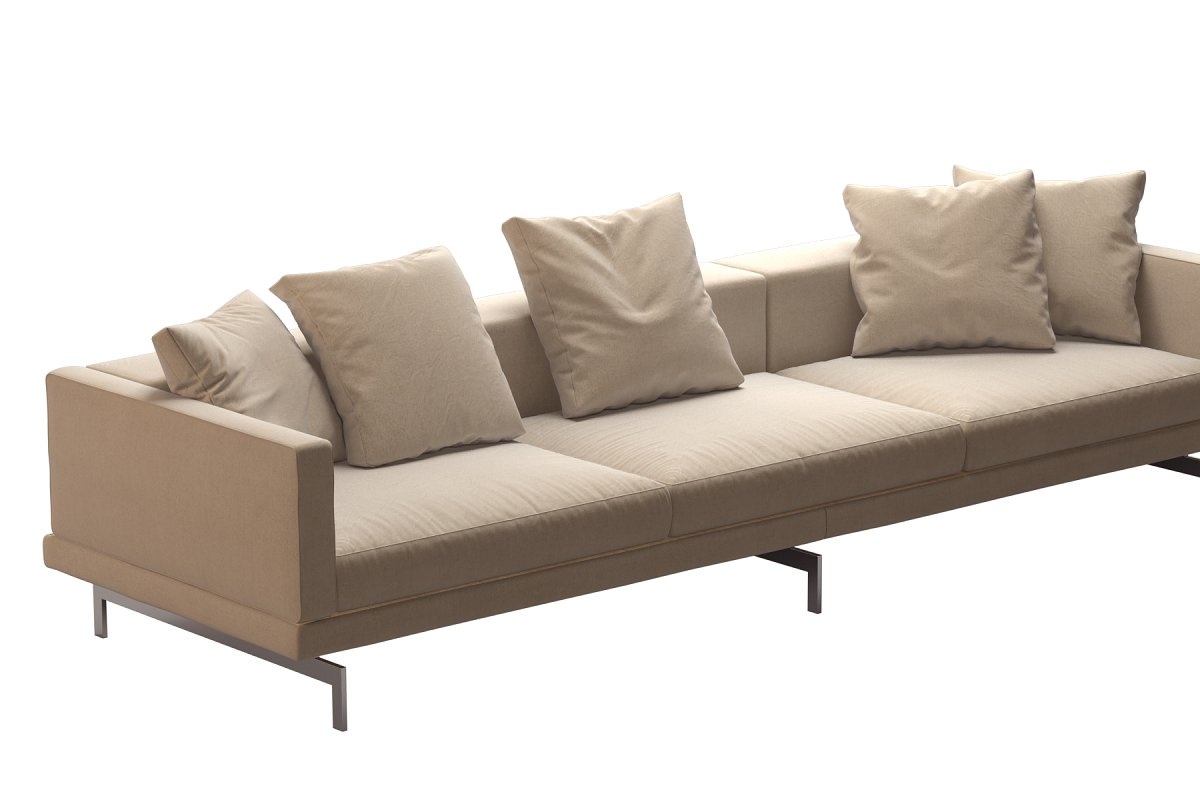 Dock Sofa by B&B Italia 295x99
