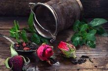 Varieties of tea brewing