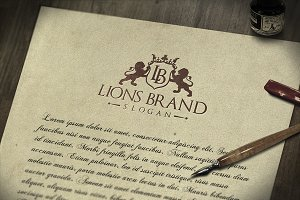 Lions Brand Logo