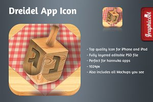 Dreidle App Icon