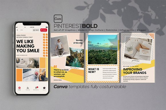 Puzzle Bold Bundle in Instagram Templates - product preview 29
