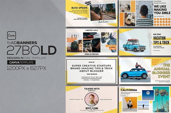 Puzzle Bold Bundle in Instagram Templates - product preview 33