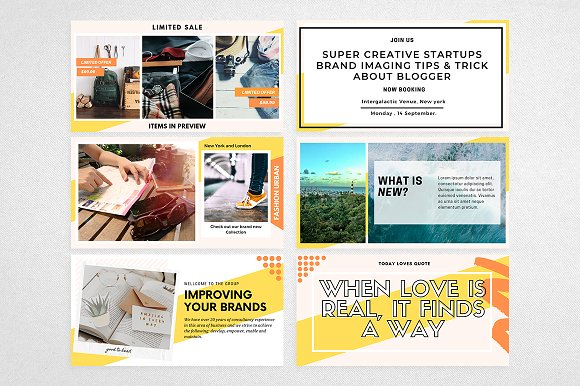 Puzzle Bold Bundle in Instagram Templates - product preview 35