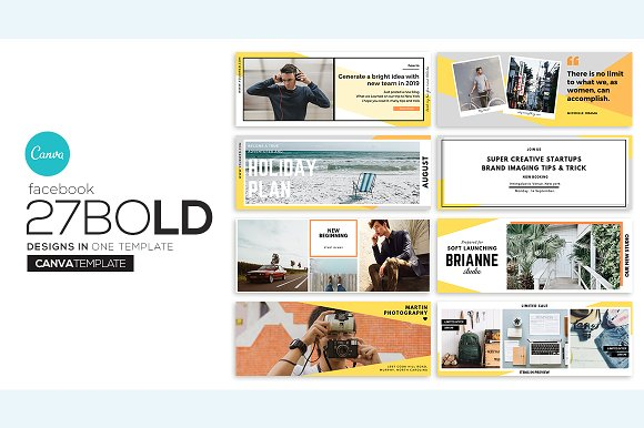 Puzzle Bold Bundle in Instagram Templates - product preview 36