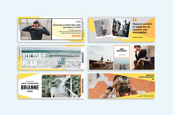 Puzzle Bold Bundle in Instagram Templates - product preview 38