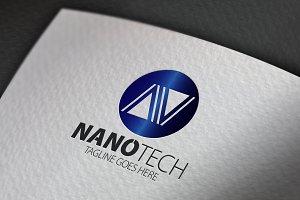 N Letter N Logo