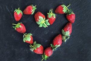 Greeting berry set
