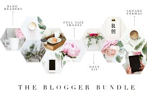 Styled Stock Images & Photo Bundle