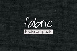 6 Seamless Fabric Textures