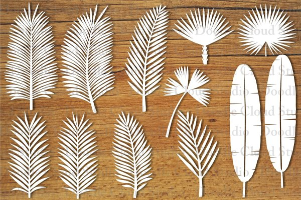 Tropical Leaves Set2 Svg Cut Files Pre Designed Photoshop Graphics Creative Market 30 premium vector (svg) icons in agriculture, farming, & gardening, nature, outdoors & adventure · added on feb 20th. tropical leaves set2 svg cut files