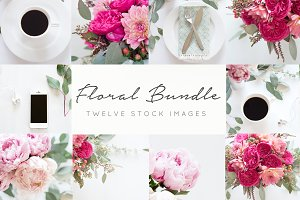 Styled Stock Photos+FREE blog header