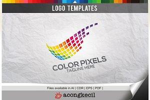 Color Pixels