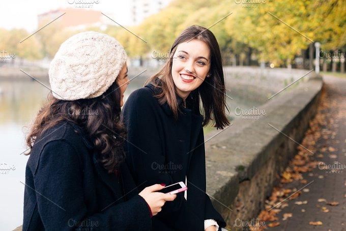 Talking friends.jpg - People
