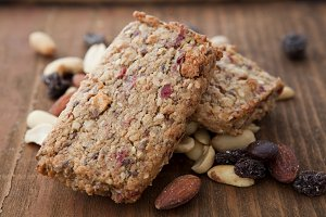 Granola Bars and Nuts