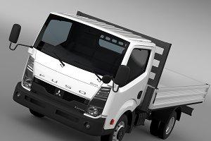 Mitsubishi Fuso Canter Guts Tipper 2