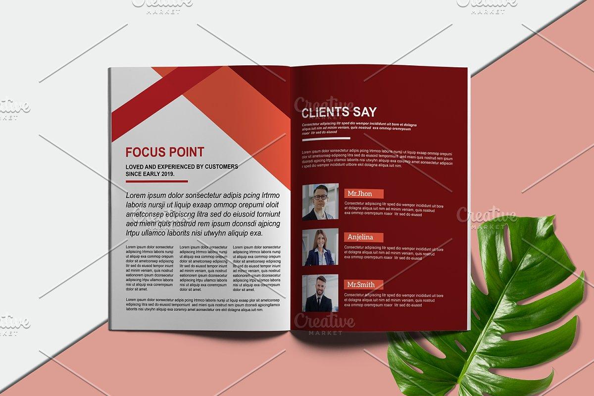 Annual Report Template V982