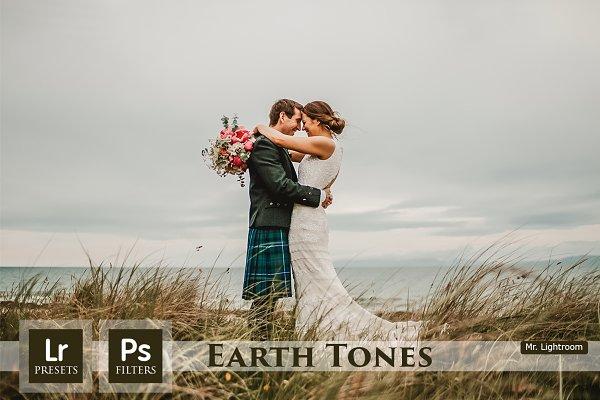 Earth Tones Lightroom Presets