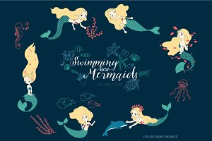 Swimming with Mermaids