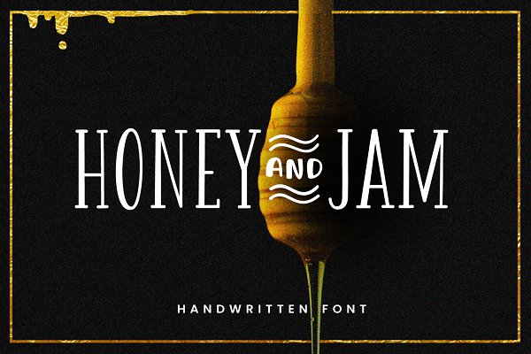 Honey and Jam - Regular