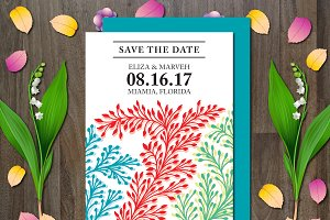 Save the Date Invitation