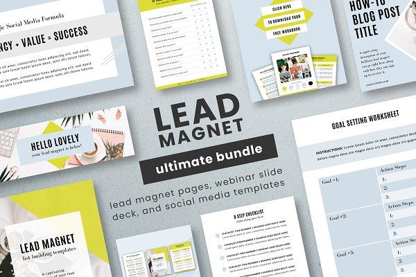 Ultimate Lead Magnet Bundle