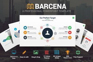 Barcena - Powerpoint Template