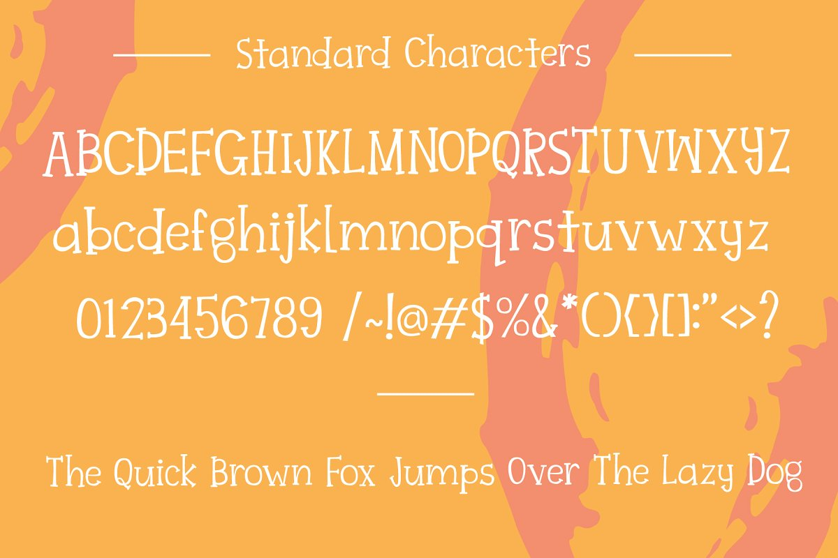 Knight Charlie - Children Font in Slab Serif Fonts - product preview 6