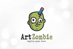 Art Zombie Logo
